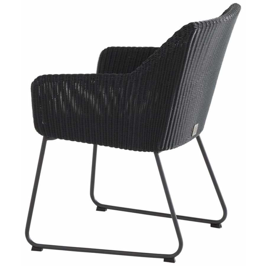 4 Seasons Outdoor Avila Dining Chair - Anthracite