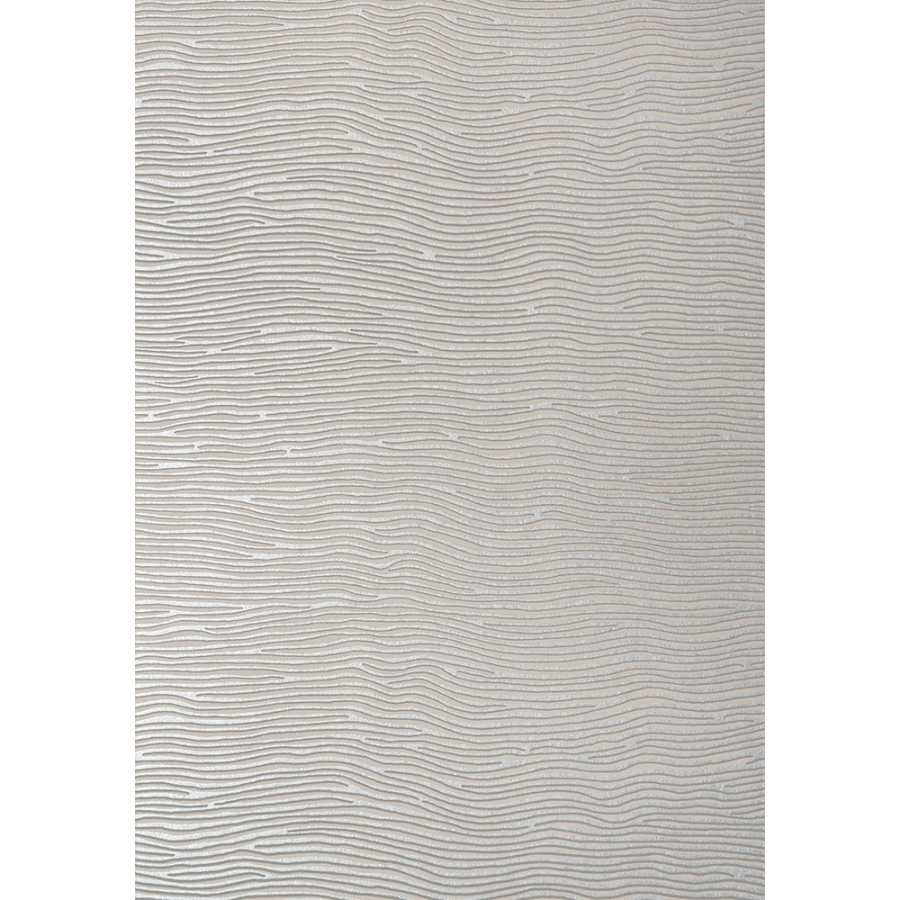 Anna French Watermark Onda AT7902 Taupe and Silver Wallpaper
