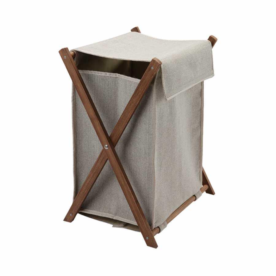 Aquanova Dali Laundry Basket - Flax