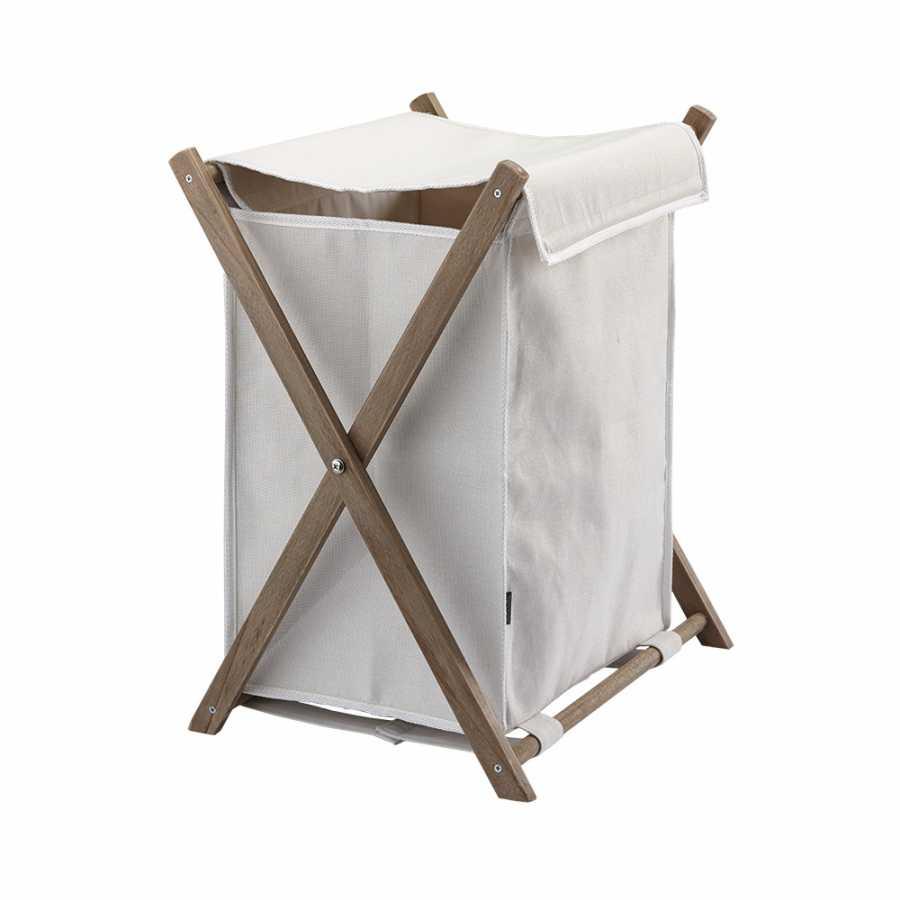 Aquanova Dali Laundry Basket - Ivory