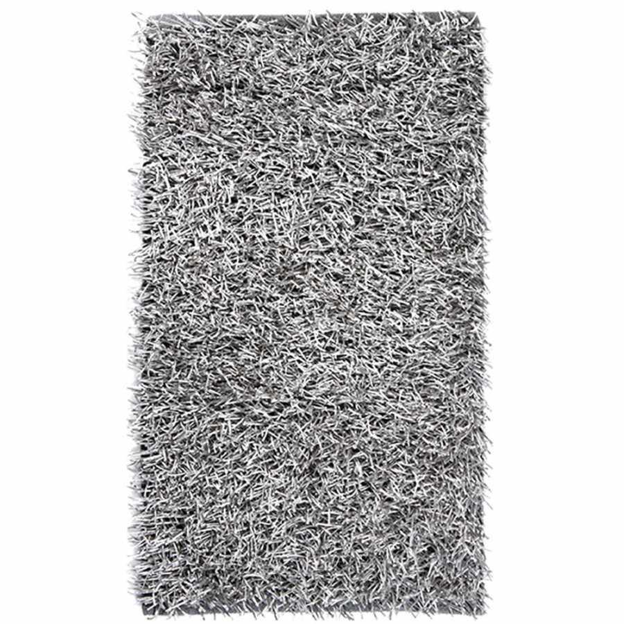 Aquanova Kemen Bath Mat - Silver Grey