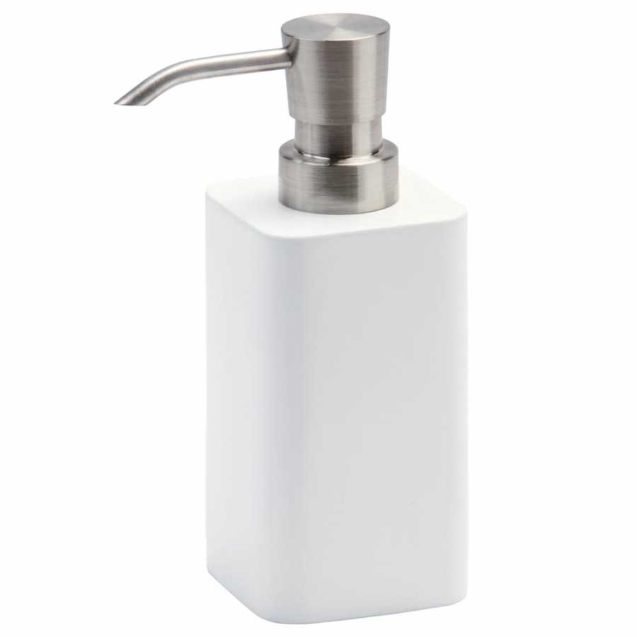 Aquanova Ona Small Soap Pump - White
