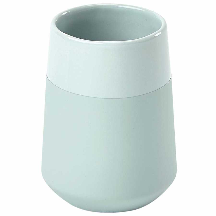 Aquanova Opaco Toothbrush Holder - Mist Green