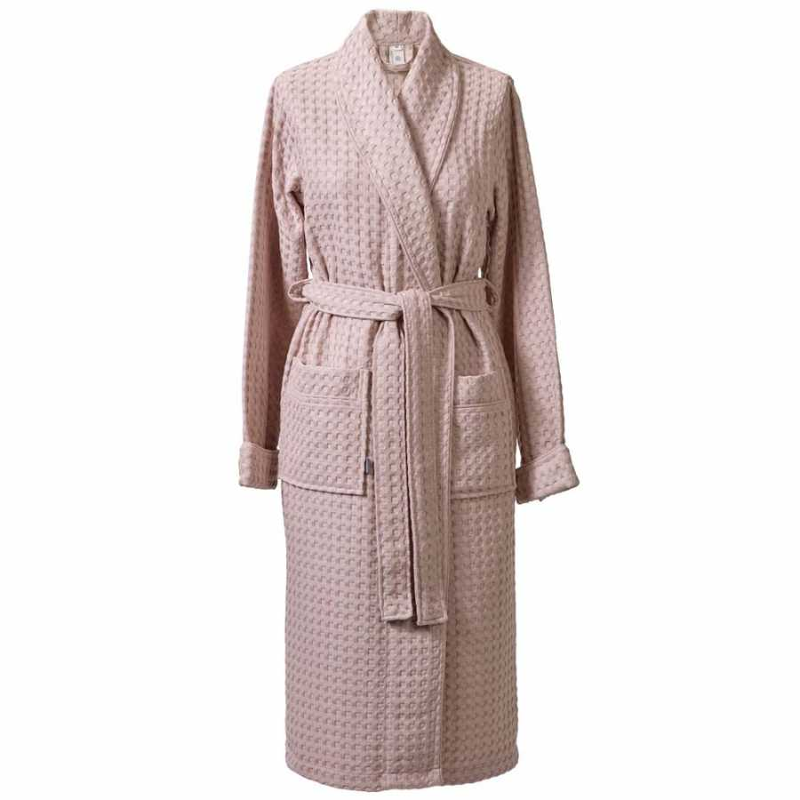 Aquanova Viggo Bath Robe - Dusty Pink