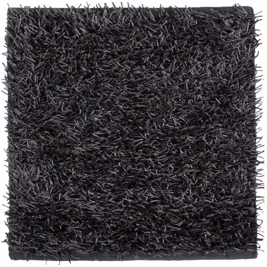Aquanova Kemen Bath Mat - Dark Grey - 60cm x 60cm