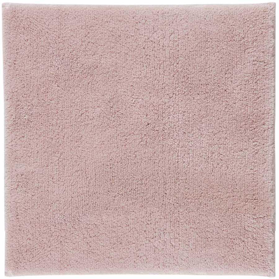 Aquanova Thor Bath Mats - Dusty Pink - 60cm x 60cm