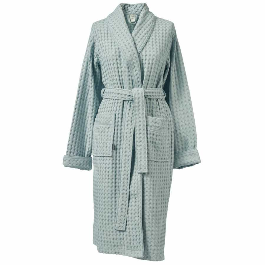 Aquanova Viggo Bath Robe - Mist Green