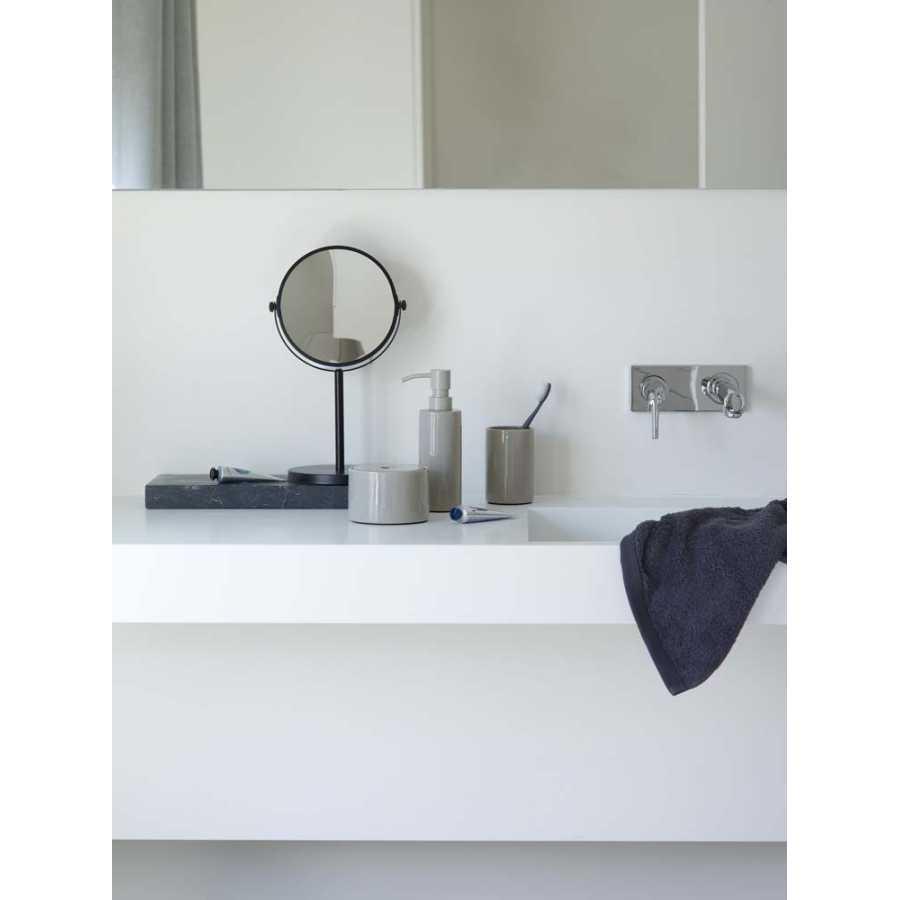 Aquanova Beau Bathroom Mirror - Black