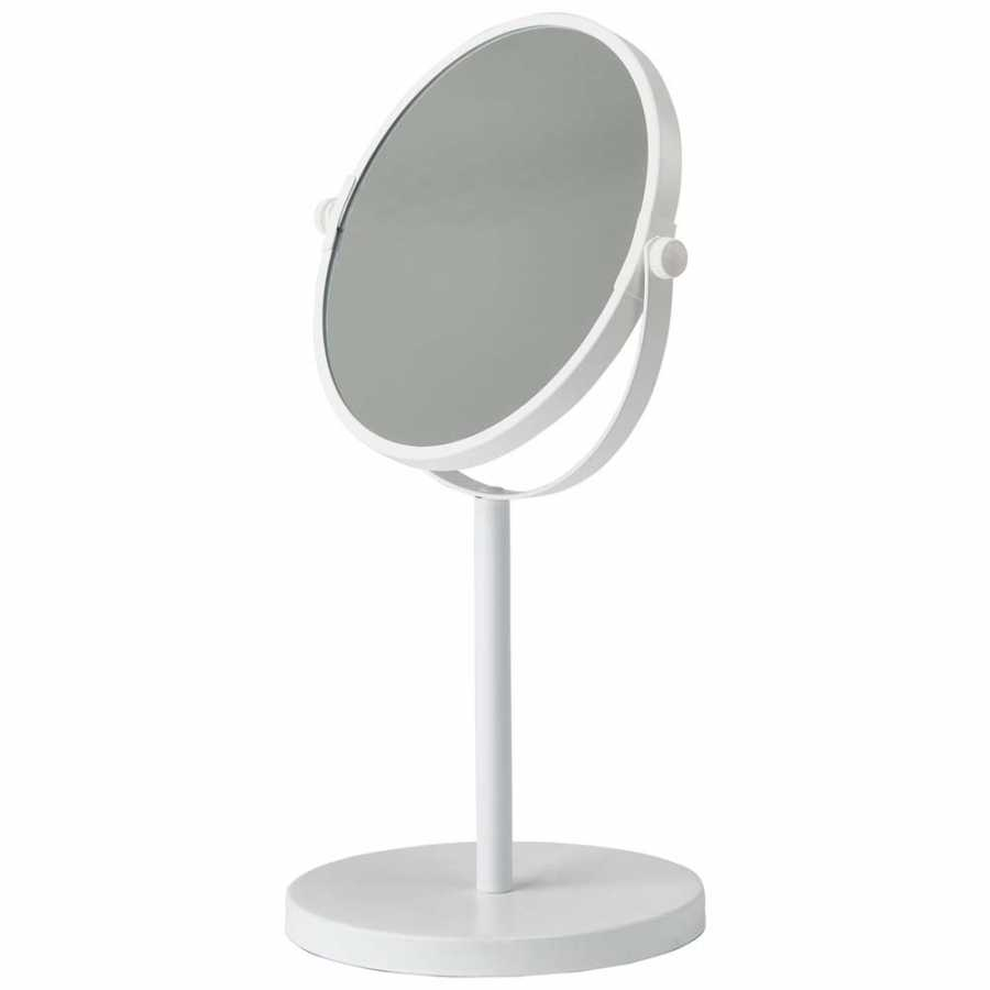 Aquanova Beau Bathroom Mirror - White