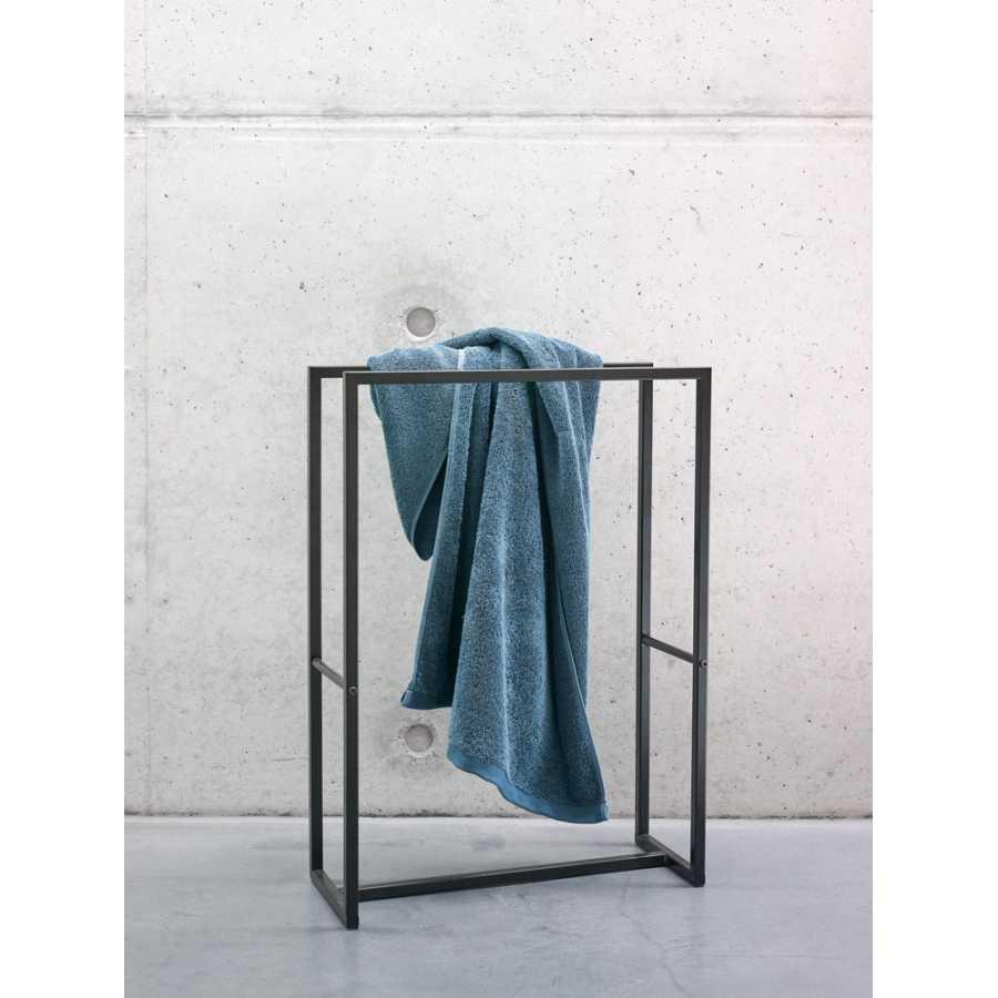 Aquanova Aran Towel Holders - Black