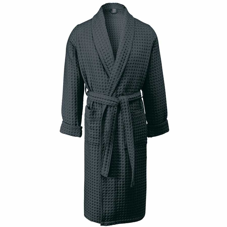 Aquanova Viggo Bath Robe - Dark Grey