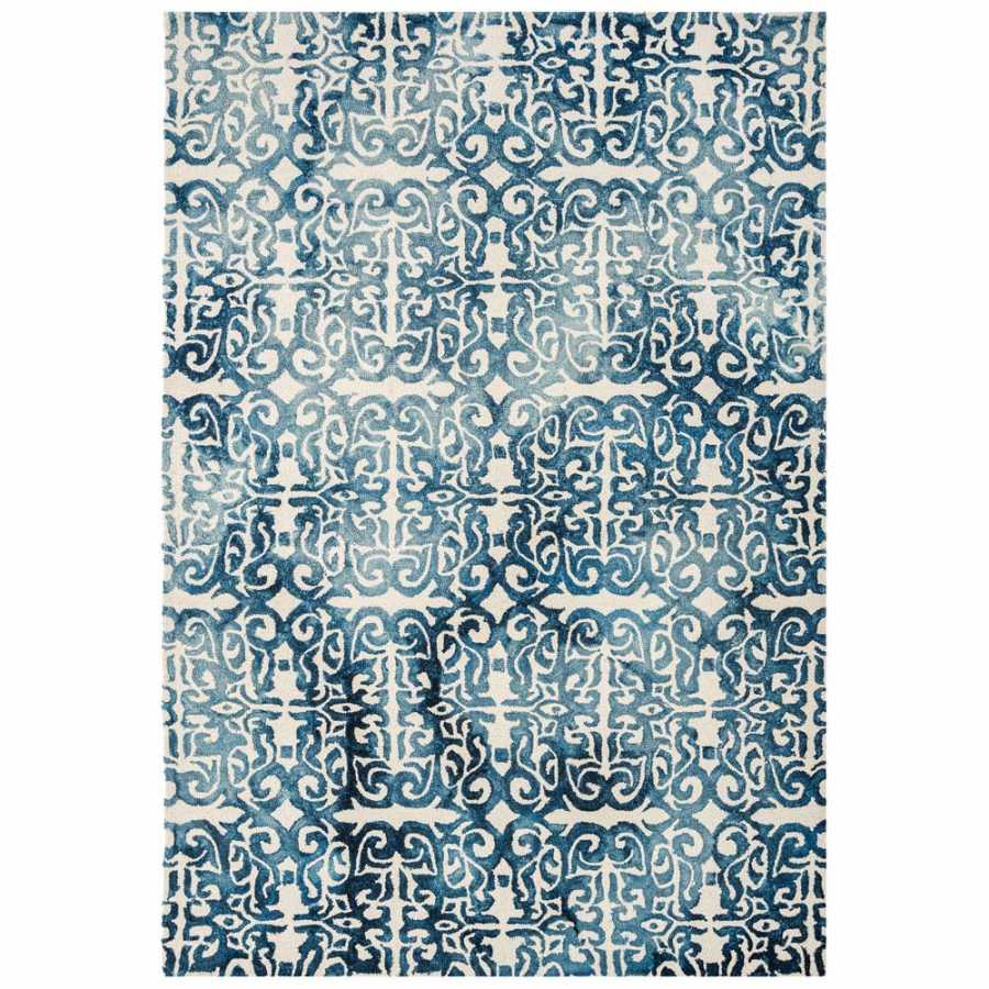 Asiatic London Fresco Rug - Blue
