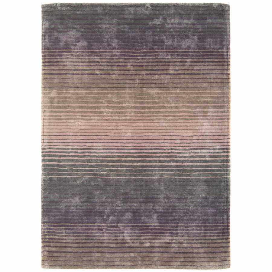 Asiatic London Holborn Stripe Rug - Lunar