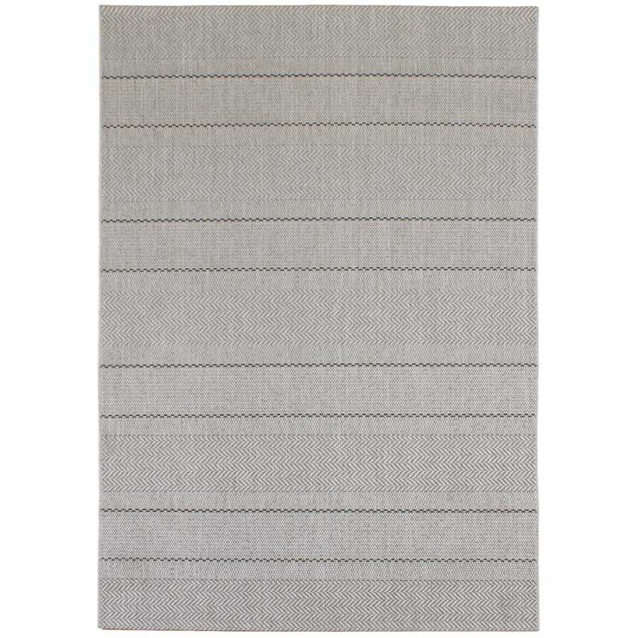 Asiatic London Patio Stripe Rug - PAT-03 Beige
