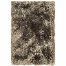 Asiatic London Plush Shaggy Rug - Taupe