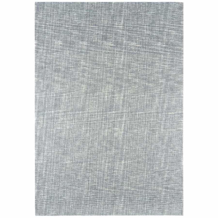 Asiatic London Tweed Rug - Silver