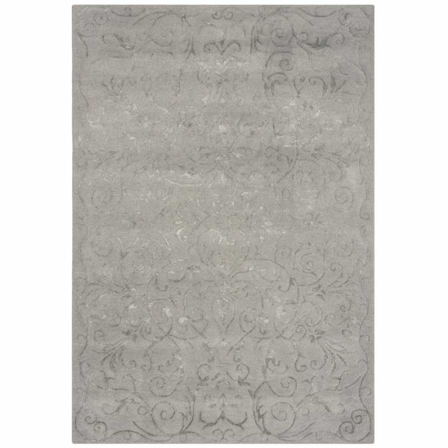 Asiatic London Victoria Rug - Silver