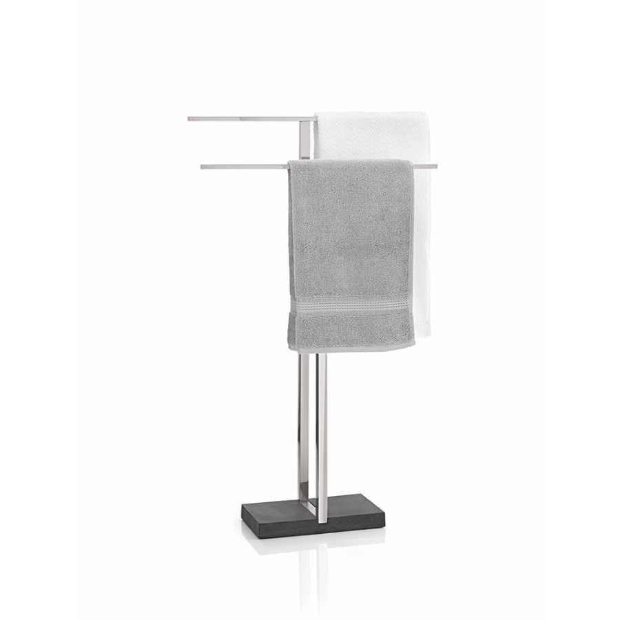 Blomus MENOTO Towel Stand - Matt Stainless Steel