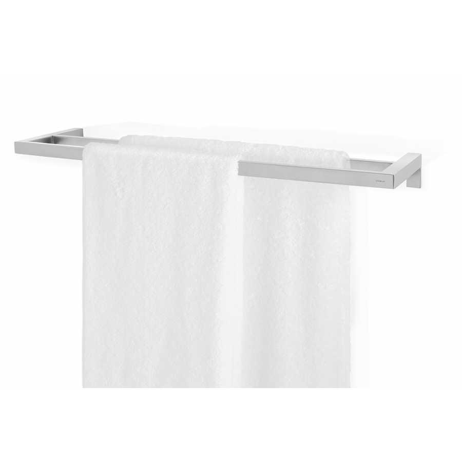 Blomus MENOTO Twin Towel Rail - Matt Stainless Steel
