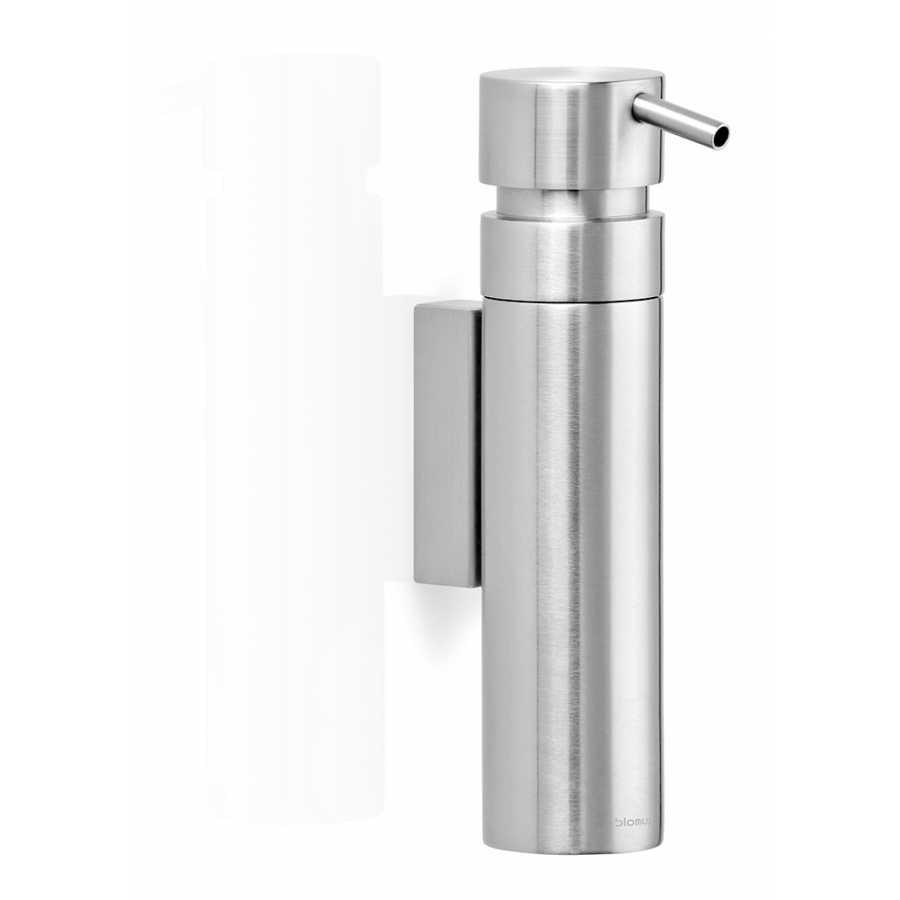 Blomus NEXIO Wall Mounted Soap Dispenser - Matt Stainless Steel