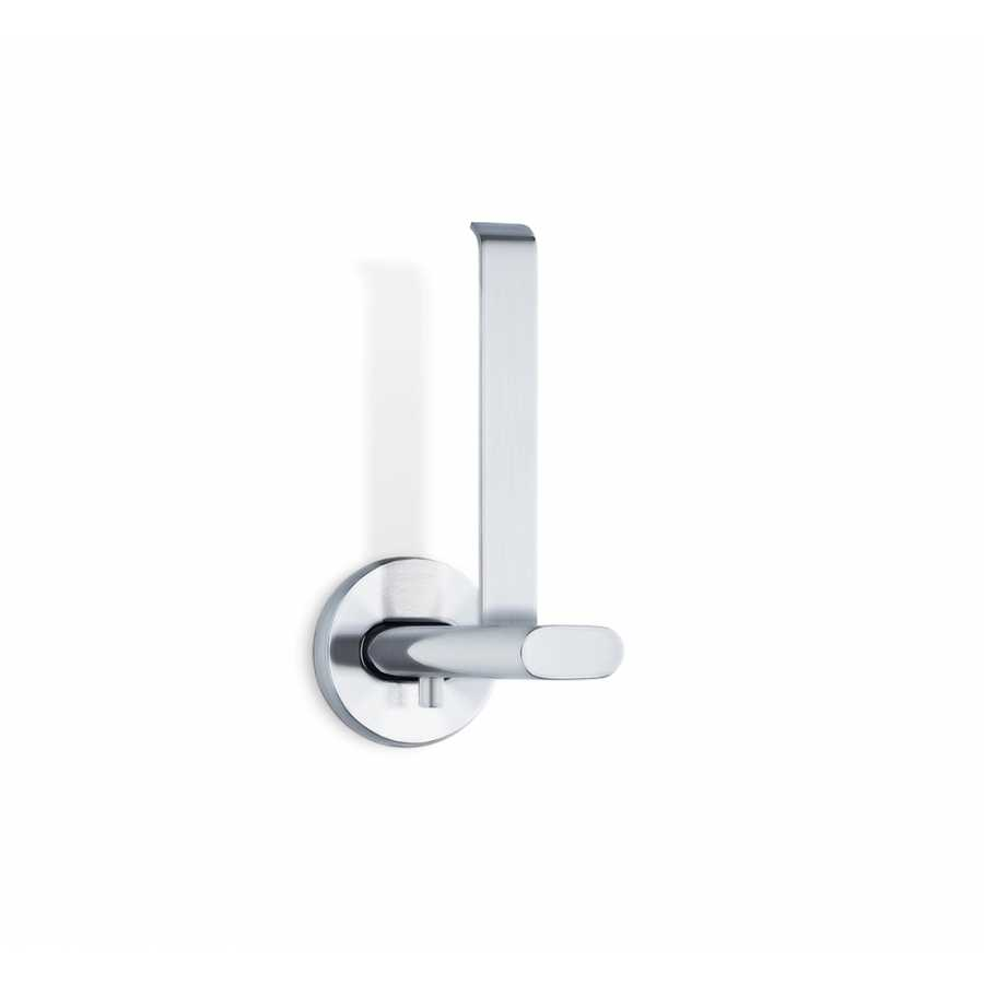 Blomus AREO Spare Toilet Roll Holder - Matt Stainless Steel