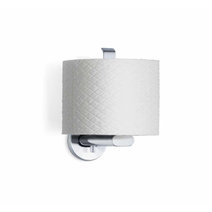 Blomus AREO Spare Toilet Roll Holder - Matt Stainless Steel