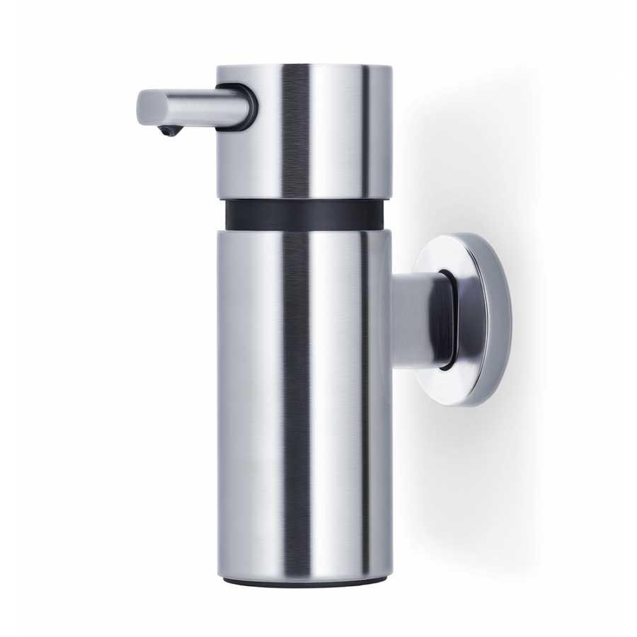 Blomus AREO Wall-Mounted Soap Dispenser - Matt Stainless Steel