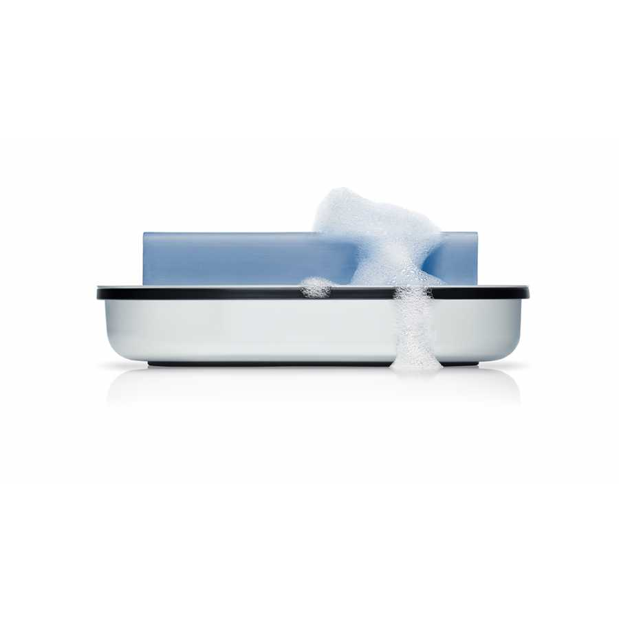 Blomus AREO Soap Dish - Polished Stainless Steel