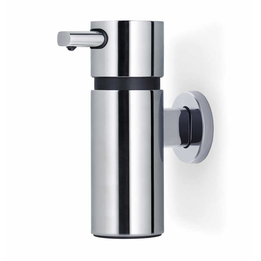 Blomus AREO Wall-Mounted Soap Dispenser - Polished Stainless Steel