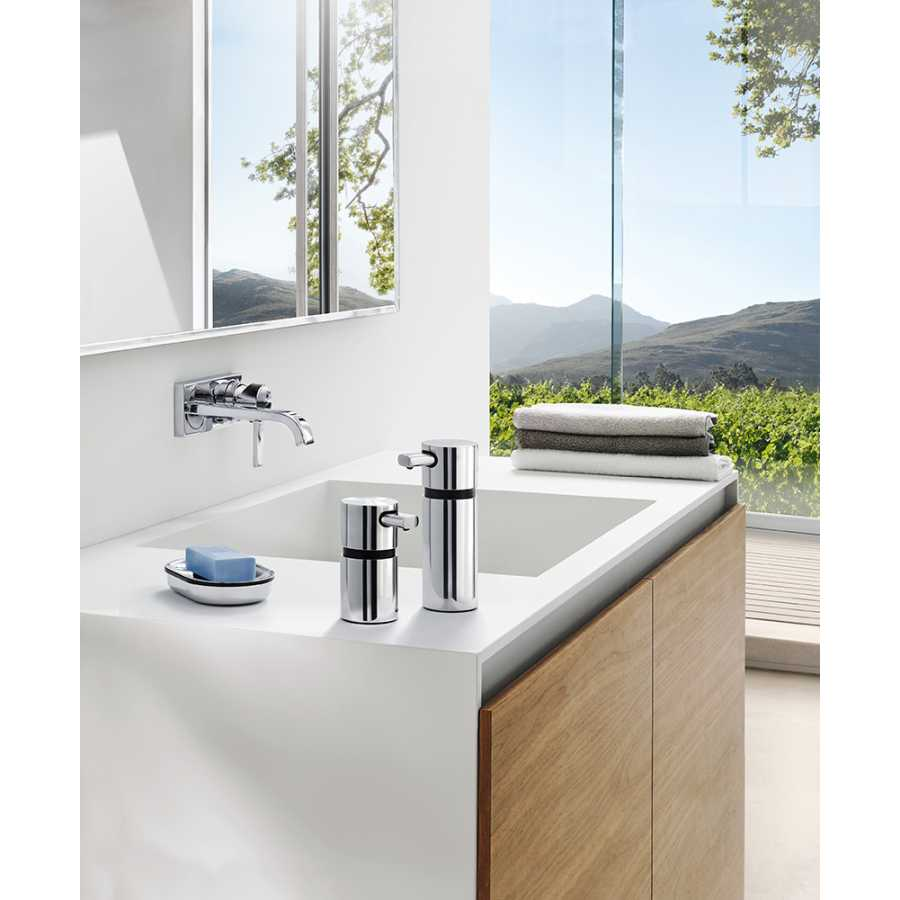 Blomus AREO Soap Dish - Matt Stainless Steel