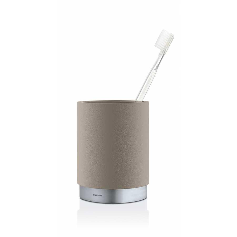 Blomus Ara Toothbrush Holder - Taupe