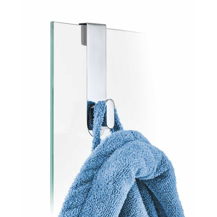 Blomus Areo Shower Door Hook - Polished Stainless Steel