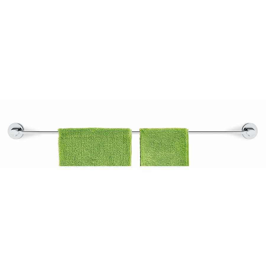 Blomus Areo Towel Rail - Large + Matt Stainless Steel