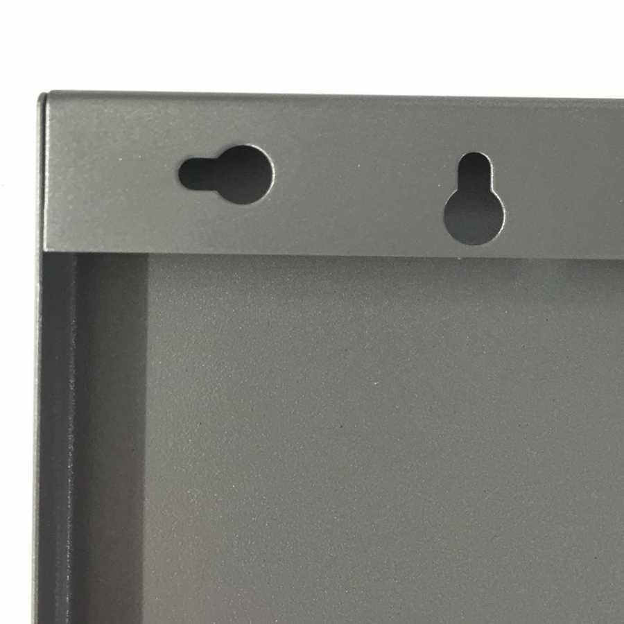 Blomus Muro Magnetic Notice Board - Back