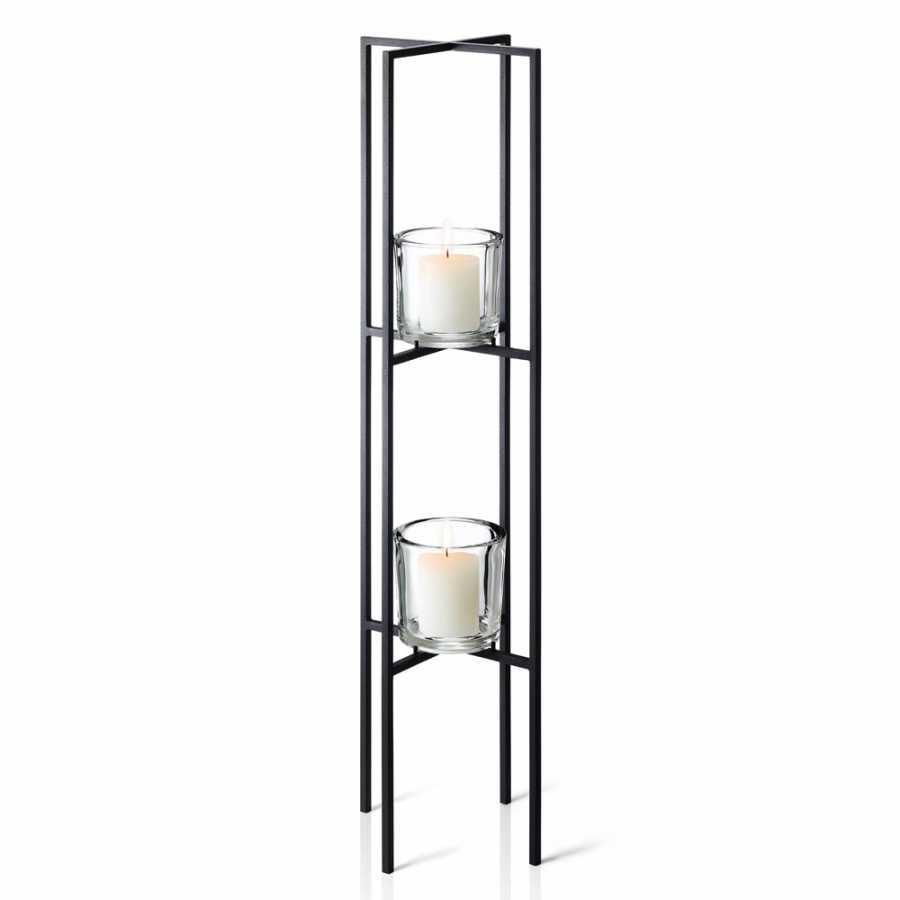 Blomus Nero 65570 Candle Holder