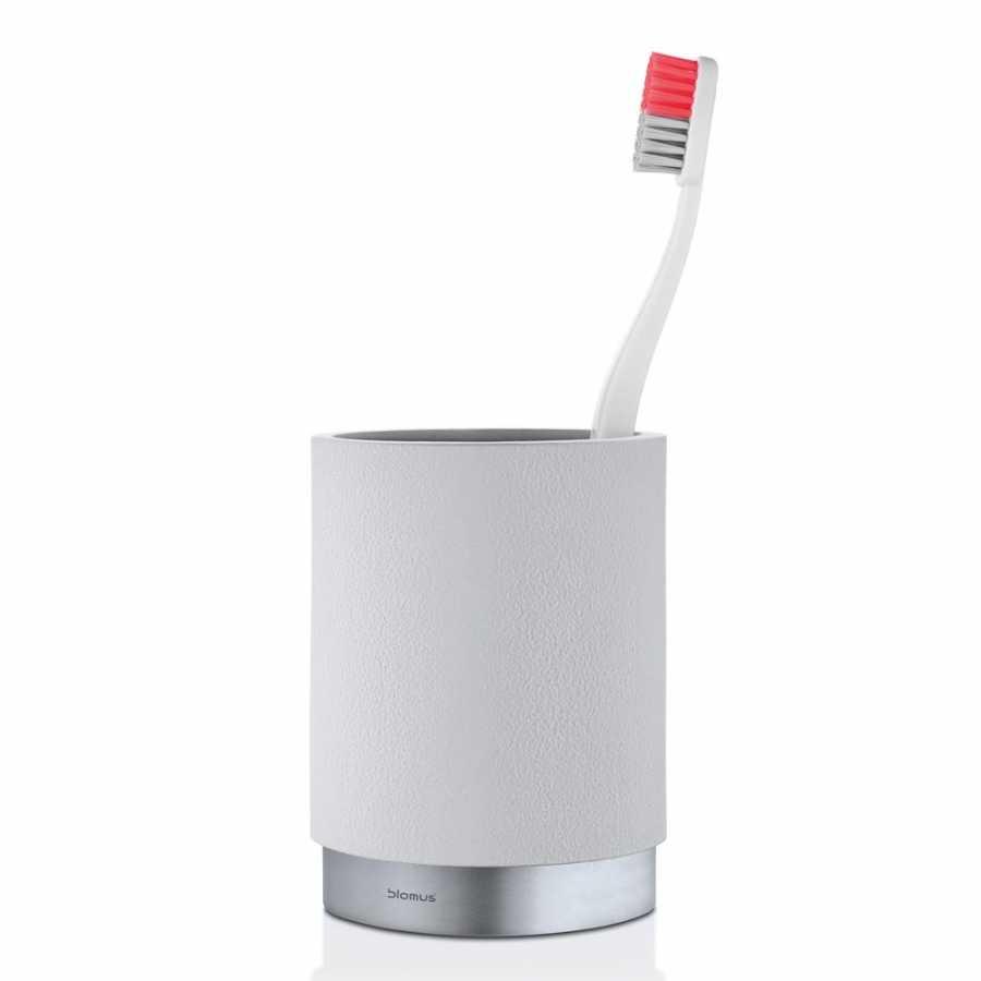 Blomus Ara Toothbrush Holder - Moon-Grey