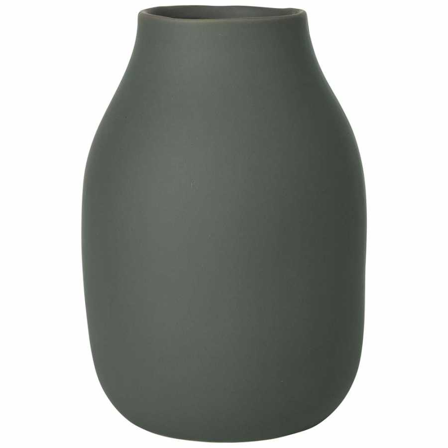 Blomus Colora Vase - Agave Green