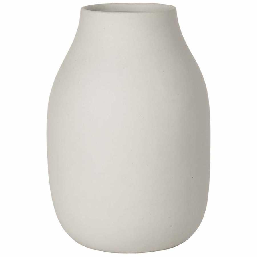 Blomus Colora Vase - Moonbeam