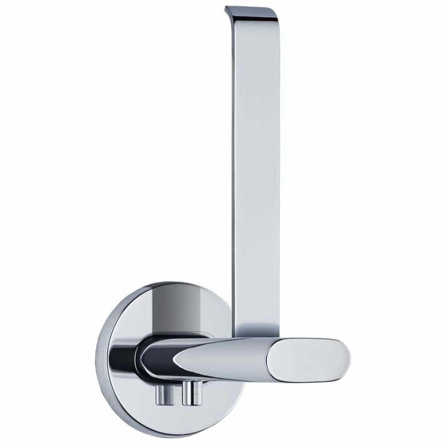 AREO Spare Toilet Roll Holder - Polished Stainless Steel