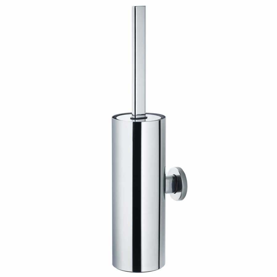 Blomus AREO Wall Mounted Toilet Brush - Polished Stainless Steel