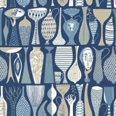 Borastapeter Scandinavian Designers II Pottery 1759 Wallpaper