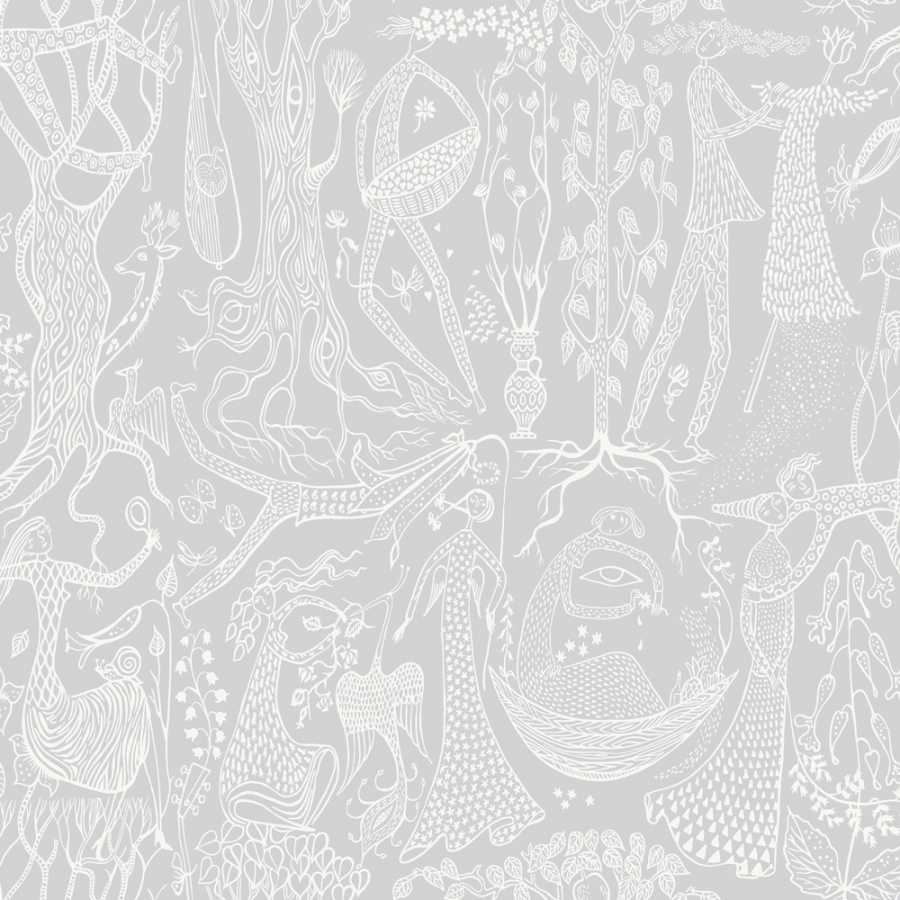 Borastapeter Scandinavian Designers II Poeme d Amour 1762 Wallpaper