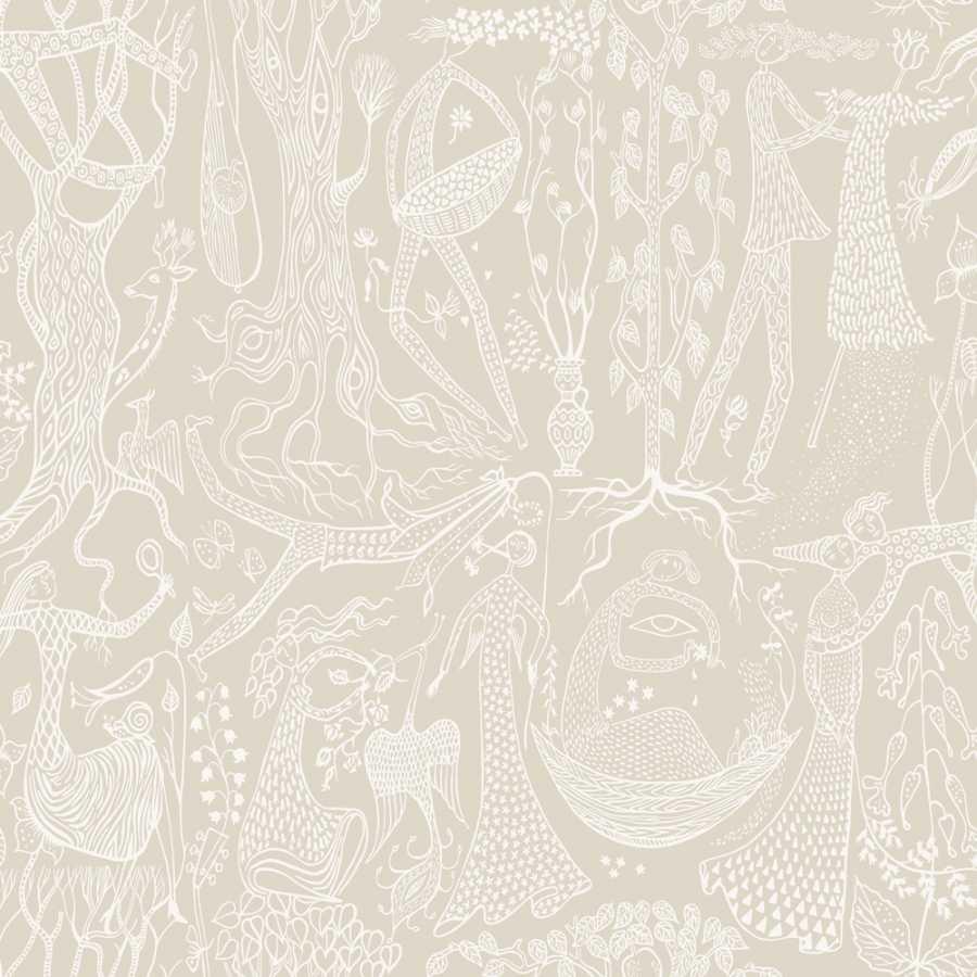Borastapeter Scandinavian Designers II Poeme d Amour 1763 Wallpaper