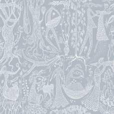 Borastapeter Scandinavian Designers II Poeme d Amour 1765 Wallpaper