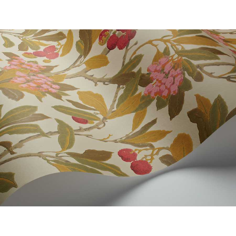 Cole & Son Archive Anthology Strawberry Tree 100/10047 Wallpaper