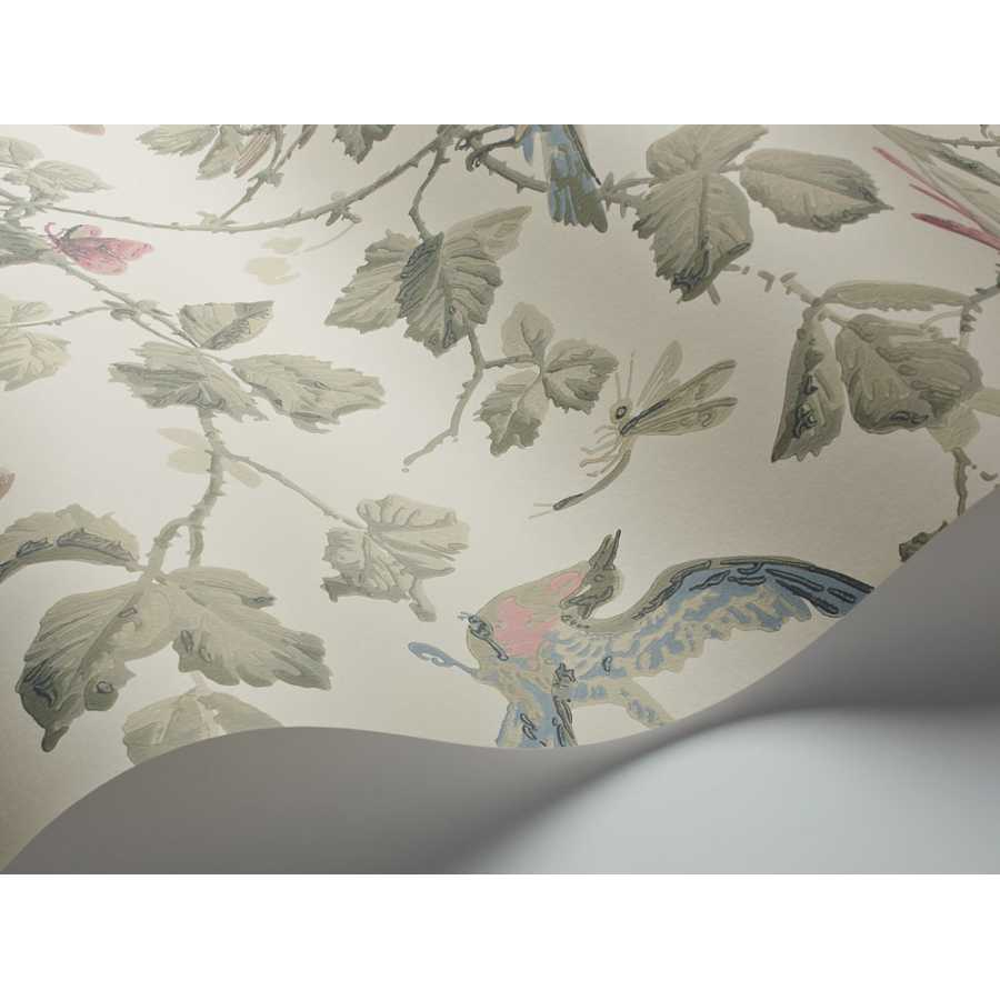 Cole & Son Archive Anthology Winter Birds 100/2009 Wallpaper