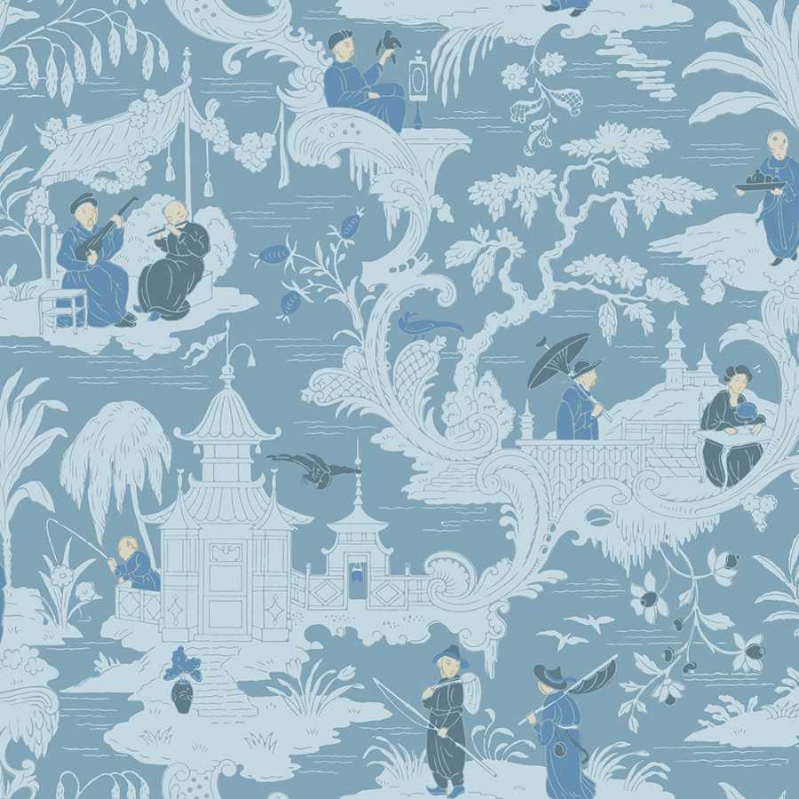 Cole & Son Archive Anthology Chinese Toile 100/8038 Wallpaper