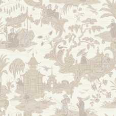 Cole and Son Archive Anthology Chinese Toile 100/8039 Wallpaper