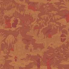Cole and Son Archive Anthology Chinese Toile 100/8041 Wallpaper