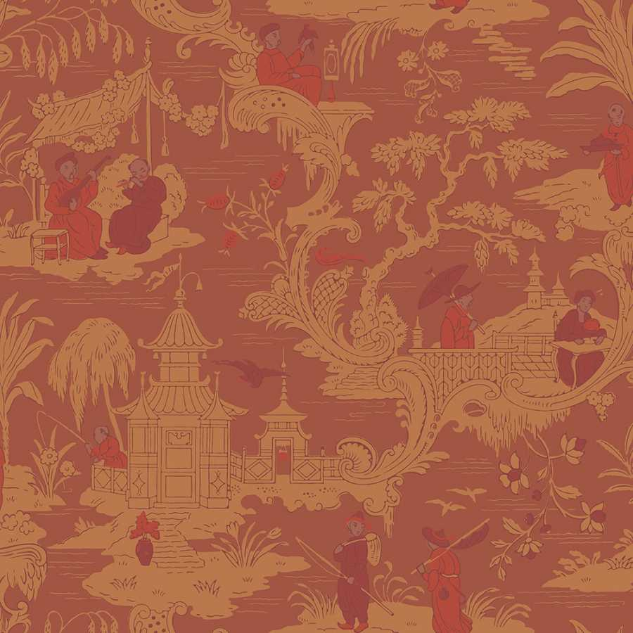 Cole & Son Archive Anthology Chinese Toile 100/8041 Wallpaper
